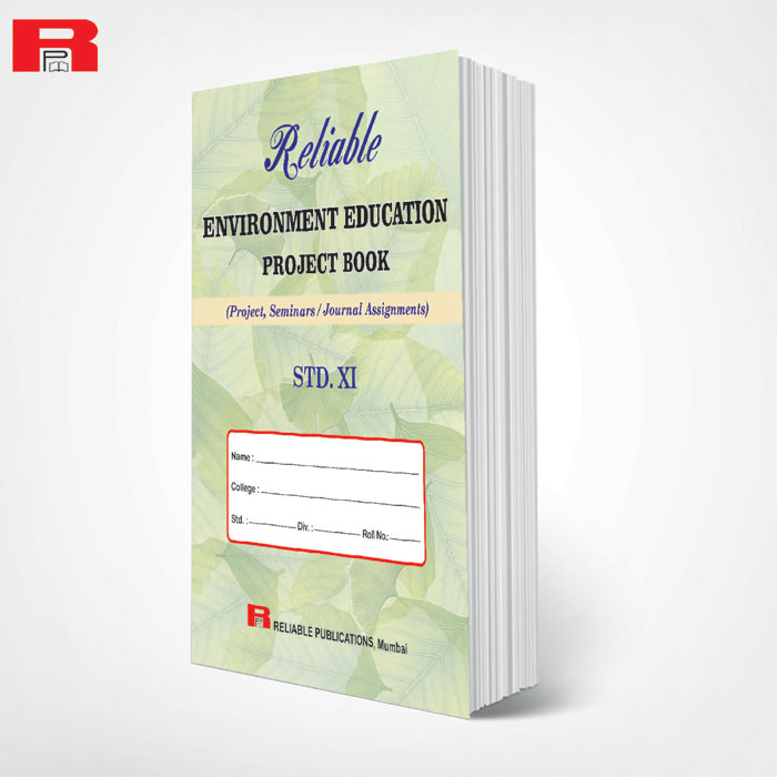 ENVIRONMENTMENT EDUCATION  PROJECT BOOK